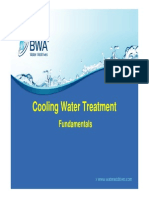 Cooling Water Systems Fundamentals