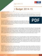 Event Update Budget