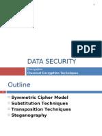 Data Security l3