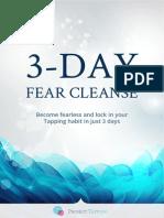 3-DayFearCleanse