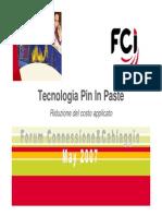 Tecnologia PIN in Paste FCI_2007