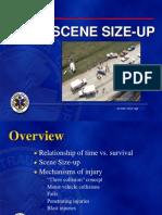 1 - Scene Size-Up