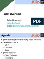 U2U WCF - Introduction