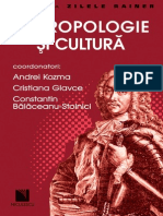 ONLINE PDF - Antropologie Si Cultura [2014]