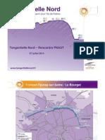 Presentation _Tagentielle Nord_juillet 2014