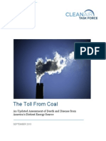 The Toll From Coal