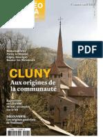 Archéo Théma n° 07 - Cluny