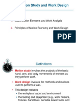 Chapter-5-Motion Study and Work Design