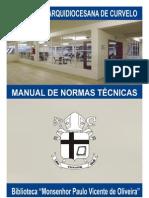 Normas Técnicas Para Apresentação de Trabalhos Acadêmicos Dissertações e Monografias