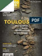 Archéo Théma n° 21 - Toulouse