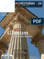 Archéo Théma n° 24 - Glanum
