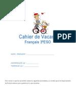 Cahier de Vacances 3ºESO