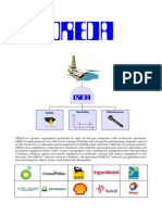 Oreda Brochure