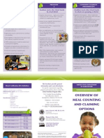 Comparison Overview Brochure