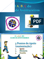 O ABC Do Clube de Aventureiros