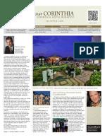 Your Corinthia Magazine 2014 July