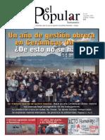 El Popular 275 PDF Órgano de prensa del Partido Comunista de Uruguay