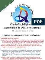 confissoreligiosadaassembliadedeusemmaring-100617213437-phpapp02