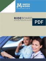 Match Rider für Unternehmen