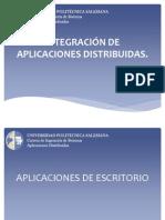 INTEGRACIÓN DE APLICACIONES DISTRIBUIDAS. (1)