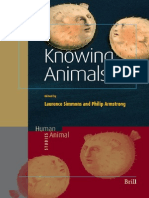 18296 Knowing Animals