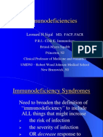 Sigal Immuno Deficiency