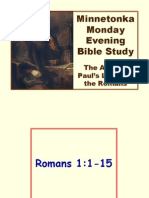 Romans 1.1-15