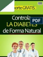 Reporte Libre de Diabetes