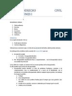 Derecho Civil Obligaciones i
