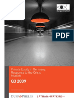 Private Equity in Germany