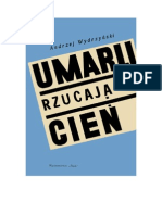 Wydrzyński, Andrzej - Umarli Rzucają Cień – 1969 (Zorg)