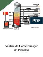 Analise de Caracterização Do Petróleo (1)