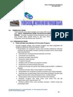 E. Pendekatan Metodologi Dan Program Kerja