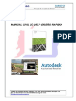 Manual Civil 3d MICROGEO