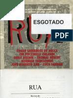 RevistaRua Efeitos Do Verbal Sobre o Não Verbal NR1