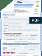 Application Form n(Code)