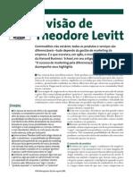 Theodore Levitt