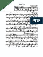 Tchaikovsky - Romance in F Minor Op. 5 Mp3