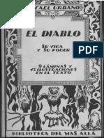 Rafael Urbano - El Diablo Su Vida Y Su Poder (Toda Su Historia y Vicisitudes)