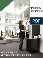 TECNO COFFEE - Afaceri cu automate de cafea