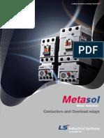 contactores ls possenti heat contactors relays