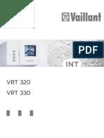 Vaillant VRT 320 330