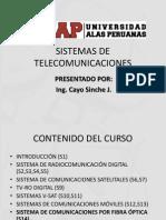 St-comunicaciones Fibra Optica