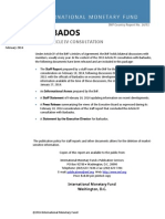 IMF Report 2014