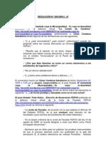 RESOLUCIÓN N008-2009-2/JF