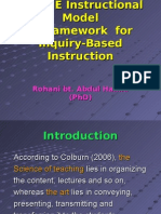 Dr Rohani-Pembentangan 5-E Instructional Model