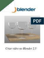 Criar Vidro No Blender 2 50