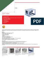 Caja de Ventilación Cvtt18