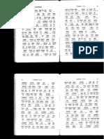numeros hebreo