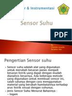 Presentation Sensor n Instrum